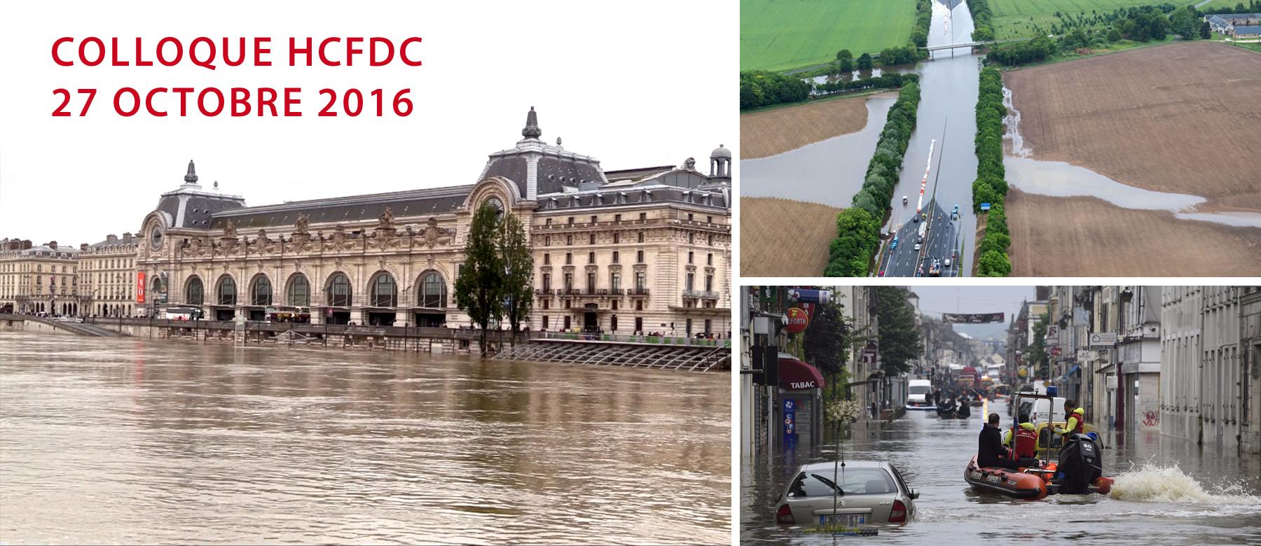 Colloque HCFDC, le 27 octobre 2016 dans les locaux de la Fédération française de l'Assurance.