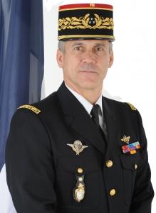 Général de division Pierre-Yves Cormier