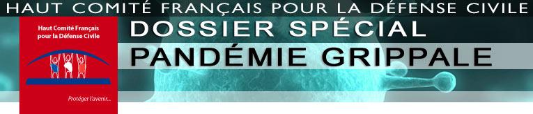 Dossier Spécial Pandémie Grippale par le HCFDC